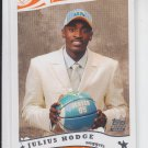 Julius Hodge Rookie Card 2005-06 Topps #240 Nuggets