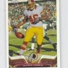 Alfred Morris Refractors Parallel 2013 Topps Chrome #216 Redskins