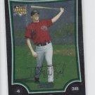 Rusty Ryal Rookie Card 2009 Bowman Chrome Draft #BDP8 Diamondbacks