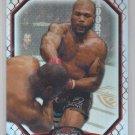 Quinton Jackson Refractors Parallel 2011 Topps UFC Finest #27 263/888