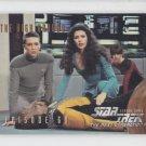 The High Ground 1995 Skybox Star Trek The Next Generation #266 * ED