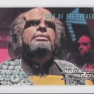 Sins of the Father EP 65 1995 Skybox Star Trek The Next Generation #281 *ED