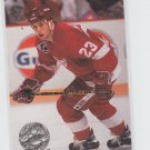 Kevin Miller Planium Peformer 1991-92 Pro Set #168 Red Wings