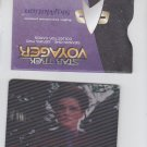 Voyager Series 2 Skymotion Chase Card Insert w sleeve 1995 Skybox Star Trek *ED