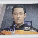 Most Toys Trading Card 1995 Skybox Star Trek The Next Generation #295 *ED