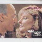 Allegiance EP #66 1995 Skybox Star Trek The Next Generation #284 *ED