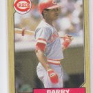 Barry Larkin Rookie Card 1987 Topps #648 Reds QTY Available