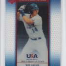 Wes Hodges Vision of the Future 2005 Upper Deck USA #A16