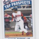 Maneul Margot Top Prospect 2003 Choice New York Penn League #16 Red Sox
