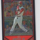 Ken Griffey Jr Baseball Trading Card 2007 Bowman #85 Reds Mariners