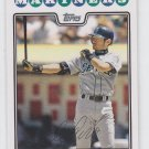 Ichrio Suzuki Baseball Trading Card 2008 Topps #320 Mariners