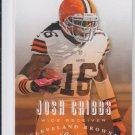 Josh Cribbs Football Trading Card 2013 Panini Prestige #48 Browns