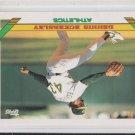 Dennis Eckersley Baseball Trading Card 1993 Topps #155 Athletics