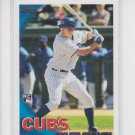 Tyler Colvin Rookie Card 2010 Topps #326 Cubs