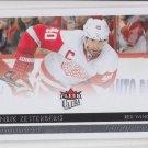 Henrik Zetterberg Hockey Card 2014-15 Upper Deck Fleer Ultra #64 Red Wings