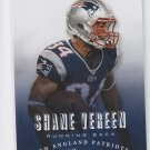 Shane Vareen Football Trading Card 2013 Panini Prestige #115 Patriots