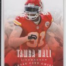 Tamba Hall Football Trading Card 2013 Panini Prestige #100 Chiefs