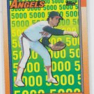 Nolan Ryan The Angels Years 1990 Topps #3 Angels