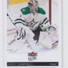 Jack Campbell Hockey Card 2014-15 Upper Deck Fleer Ultra #51 Stars