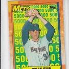 Nolan Ryan The Mets Years 1990 Topps #2 Mets *ABC