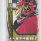 Patrick Lalime Greats of the Game 2013-14 ITG Between the Pipes #133 Senators