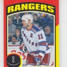 Mark Messier Sticker Insert 2014-15 Upper Deck OPC #ST-27 Rangers