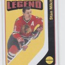 Stan Mikita Retro Marquee Legend SP 2014/15 Upper Deck OPC #570 Blackhawks