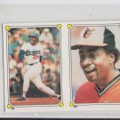 Pedro Guerrero & Lee Lacy 1987 Topps Softback Sticker #231-69