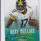 Mike Wallace Football Trading Card 2013 Panini Prestige #103 Dolphins