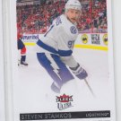 Steven Stamkos Hockey Trading Card 2014-15 Upper Deck Fleer Ultra #175 Lightning