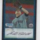 Robert Shields 1st Prospect 2009 Bowman Chrome Draft Picks #BDPP58 Mets