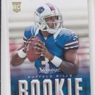 EJ Manuel Rookie Card 2013 Panini Prestige #231 Bills