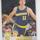 Joshua Grant Rookie Card 1993-94 Skybox #337 Warriors
