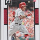 Kolten Wong RC Trading Card Single 2014 Donruss #336 Cardinals