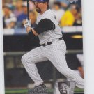 Todd Helton Trading Card Single 2010 Upper Deck #188 Rockies