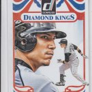 Carlos Gonzalez Diamond Kings SP 2014 Donruss #232 Rockies