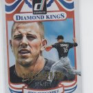 Jose Fernandez Diamond Kings Stat Line 2014 Donruss #221 Marlins 006/219