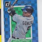 Carlos Gonzalez Elite Series 2014 Donruss #7 Rockies 891/999