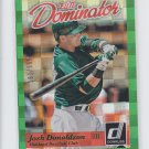 Josh Donaldson Dominator 2014 Donruss Elite #17B Athletics 193/999