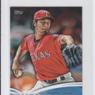 Yu Darvish Future Is Now 2014 Topps Mini Exclusives #FNM-47 Rangers