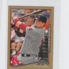 A.J. Pierzynski Gold SP 2014 Topps Mini Exclusives #595 Red Sox #18/63