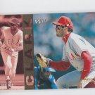 Will Clark Trading Card Single 1994 Select #319 Rangers