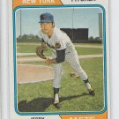 Jerry Koosman Trading  Card Single 1974 Topps #356 VGEX Mets