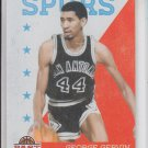 George Gervin Basketball Trading Card Single 2011-12 Panini Past & Present #80