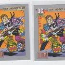 Toyman Trading Card 1991 Impel DC Comics #109 *ED