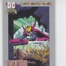 Ocean Master Trading Card 1991 Impel DC Comics #101 *ED