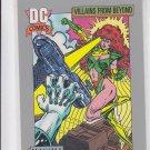 Maxima Trading Card 1991 Impel DC Comics #136 *ED