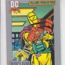 Manga Kahn Trading Card 1991 Impel DC Comics #135 *ED