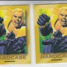 Hardcase Trading Card Lot of (2) 1993 Skybox Ultraverse #R3 *ED