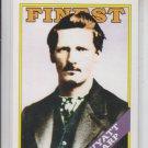 Wyatt Earp 2009 Topps Heritage American Heroes Trading Card #42